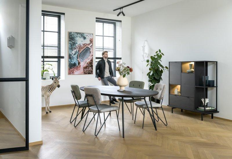 Action chaises offertes pour votre salle à manger