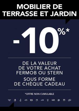 fermob stern 10%